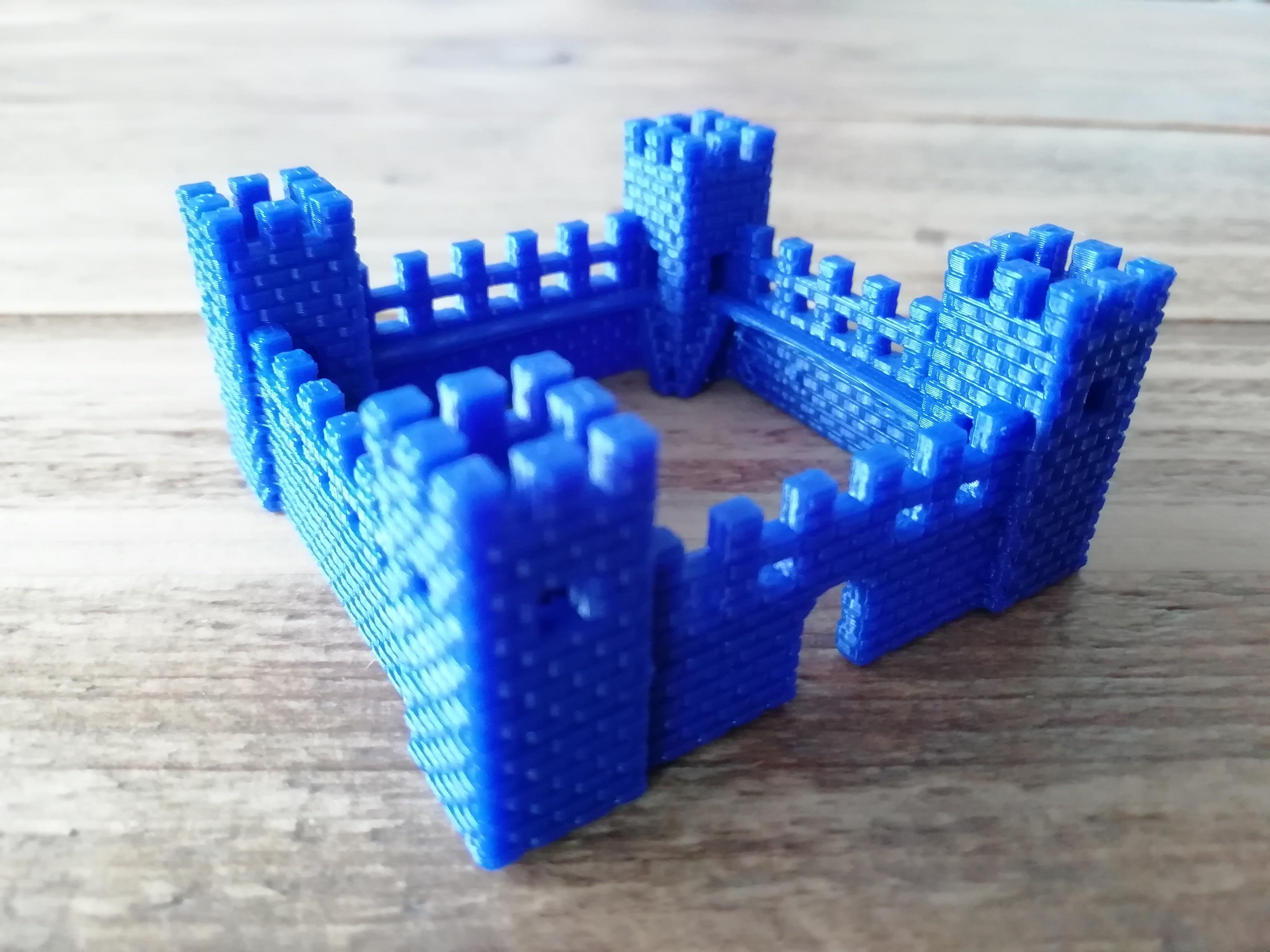 castle_02.jpg Download STL file Castle • Model to 3D print, eAgent