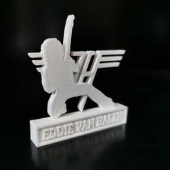 eddie_02.jpg Télécharger fichier STL gratuit La statue d'Eddie van Halen • Design imprimable en 3D, eAgent