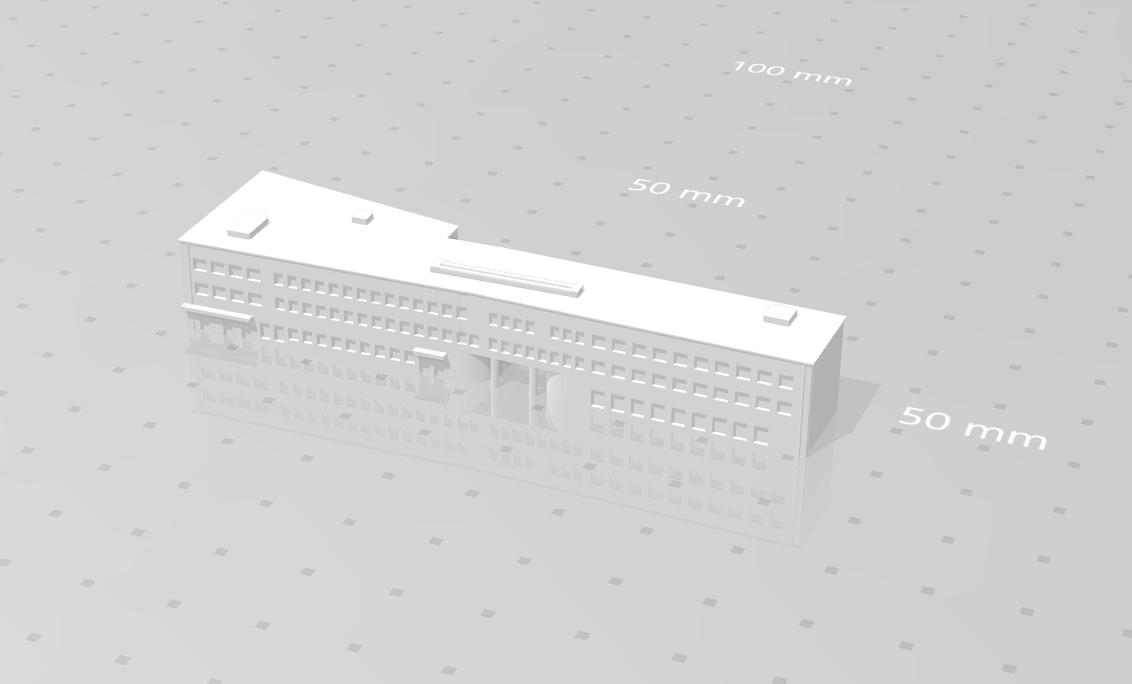 schindler_01.png Download STL file Oskar Schindler's Enamel Factory • 3D printable design, eAgent
