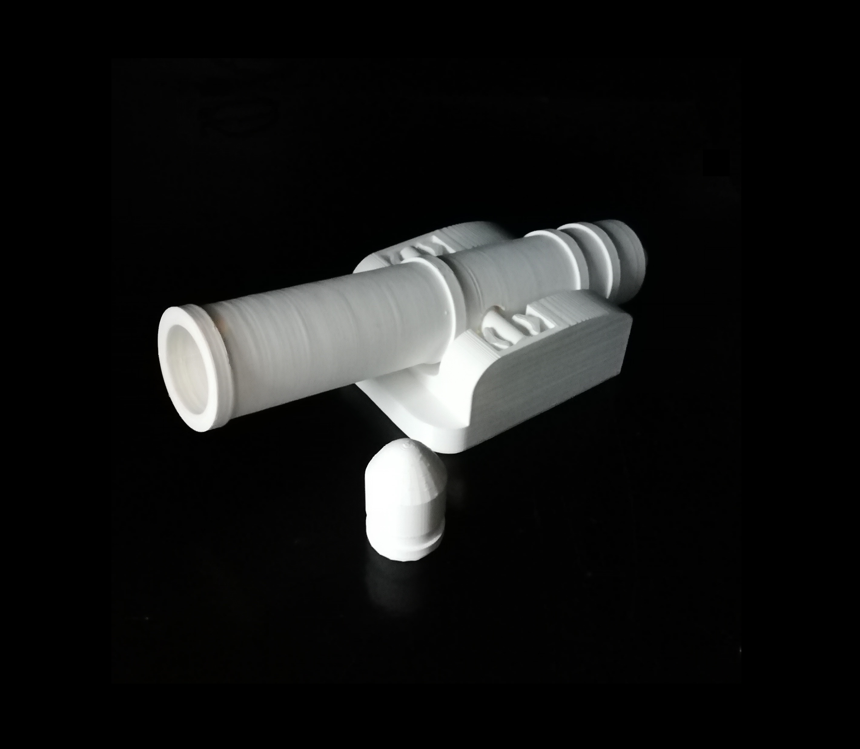 tank_upgrade_02.jpg Download STL file Upgrade set cannon for moving tank • Template to 3D print, eAgent