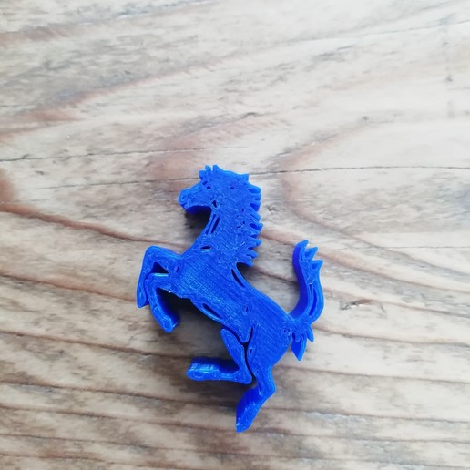 horse_03.jpg Download STL file Prancing horse • 3D print object, eAgent