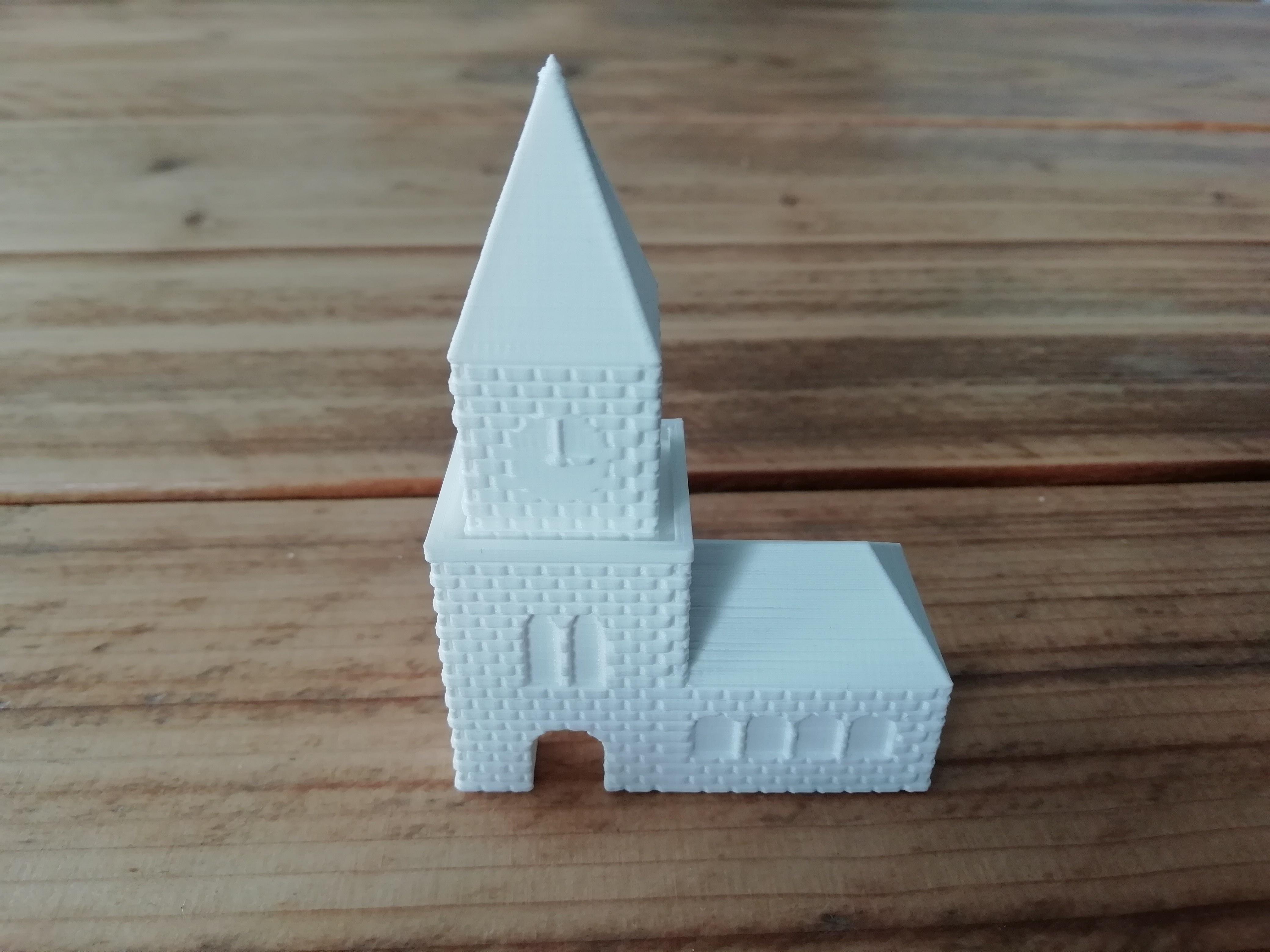 IMG_20200710_145358.jpg Download STL file Church • 3D print design, eAgent