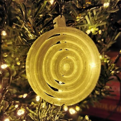 christmas_02.jpg Download STL file 🎄 Christmas tree decoration set • 3D printer template, eAgent