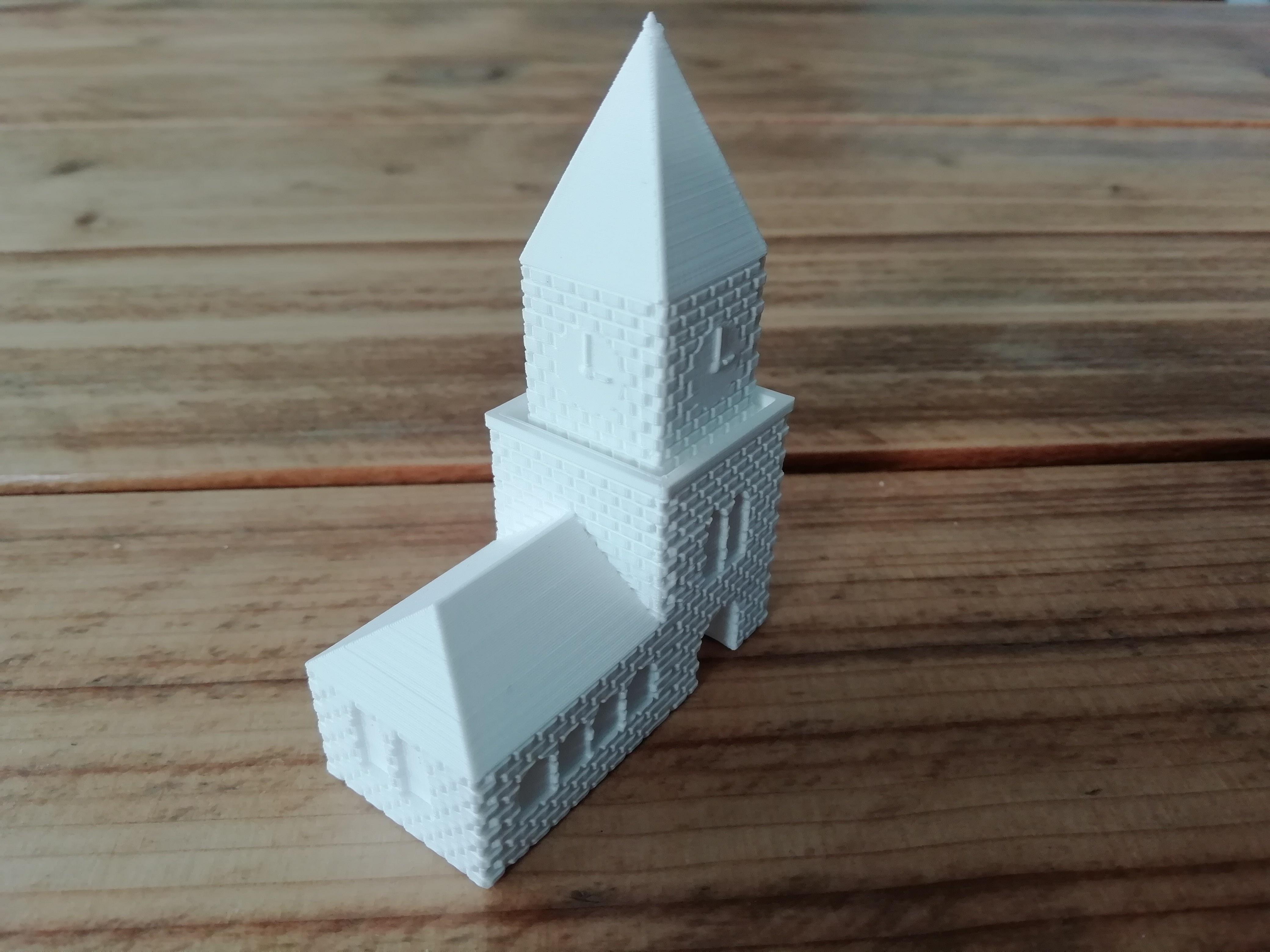 IMG_20200710_145419.jpg Download STL file Church • 3D print design, eAgent