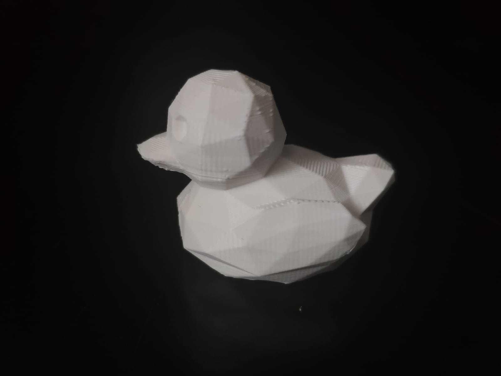 IMG-20200721-WA0006.jpg Download STL file Low poly duck • 3D print design, eAgent
