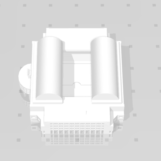 stadium_03.png Download STL file Football stadium Vitesse Arnhem • 3D printer object, eAgent