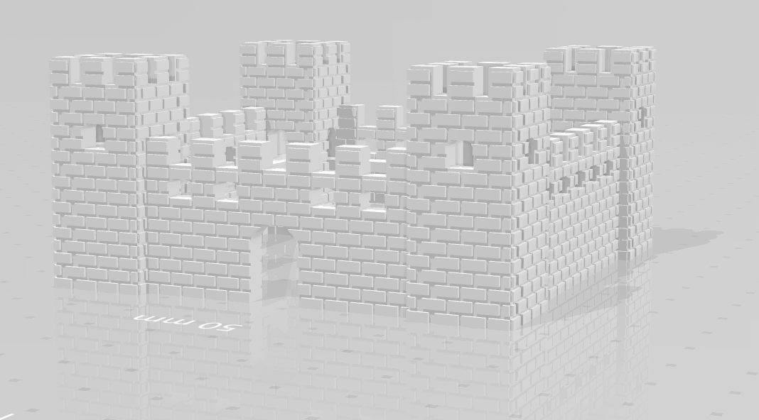 castle_01.png Download STL file Castle • Model to 3D print, eAgent