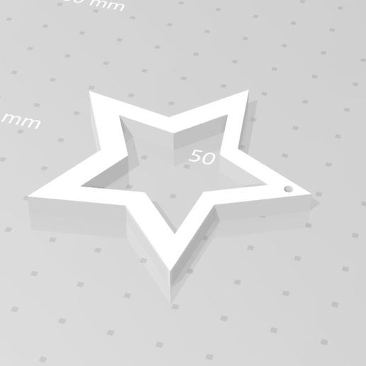 Star design.png Download STL file 🎄 Christmas tree decoration set • 3D printer template, eAgent