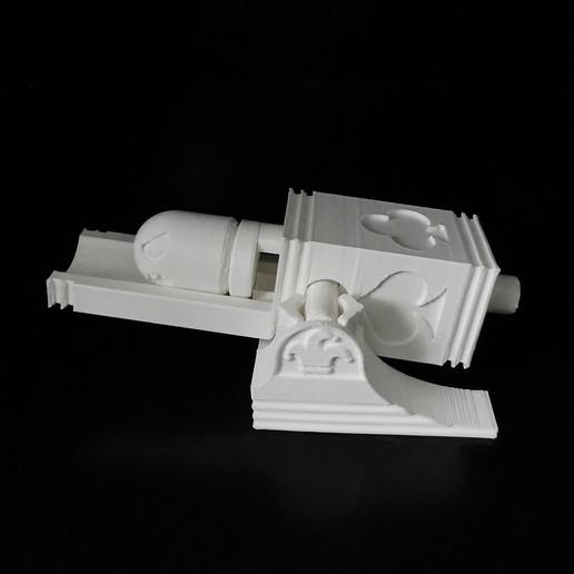 bullet_03.jpg Download STL file Bullet Bill launching platform • 3D printer model, eAgent