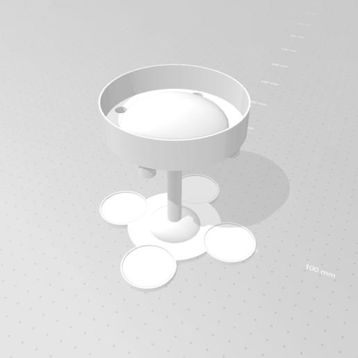 Shotdispenser combined.png Download STL file Shot dispenser • Object to 3D print, eAgent