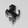 horse_02.png Download STL file Prancing horse • 3D print object, eAgent