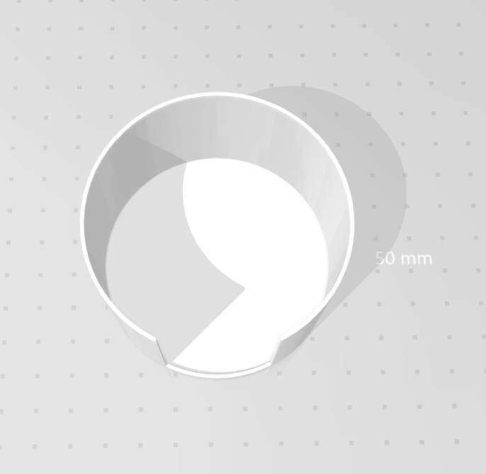 cotton pad holder_04.png Download STL file Cotton pad holder • 3D printing model, eAgent