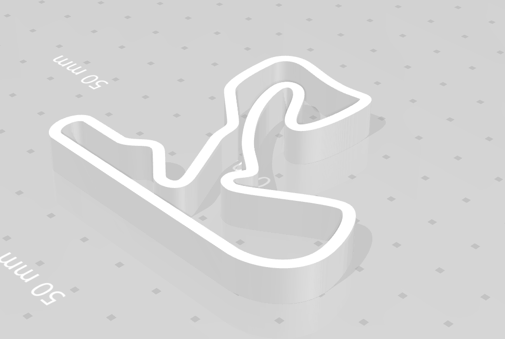 zandvoort_03.png Download STL file Circuit Zandvoort Dutch Grand Prix Formula One • 3D printable template, eAgent