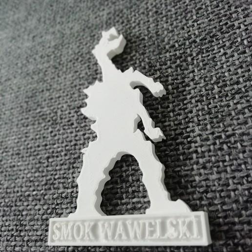 IMG_20200725_121442.jpg Download STL file Smok Wawelski • 3D printer model, eAgent