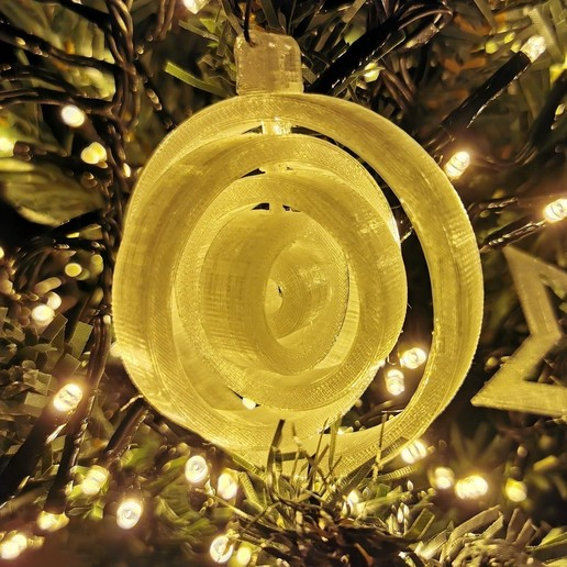 christmas_01.jpg Download STL file 🎄 Christmas tree decoration set • 3D printer template, eAgent