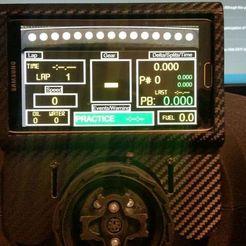 Descargar modelos 3D gratis Soporte móvil para Thrustmaster, FOX_85