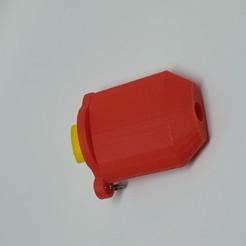 20200510_163634.jpg Download STL file Anti virus corona push button • 3D printer template, maikovde