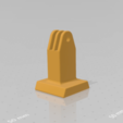 Download free STL file GoPro Muont for tripod • Object to 3D print, Mashed_3D