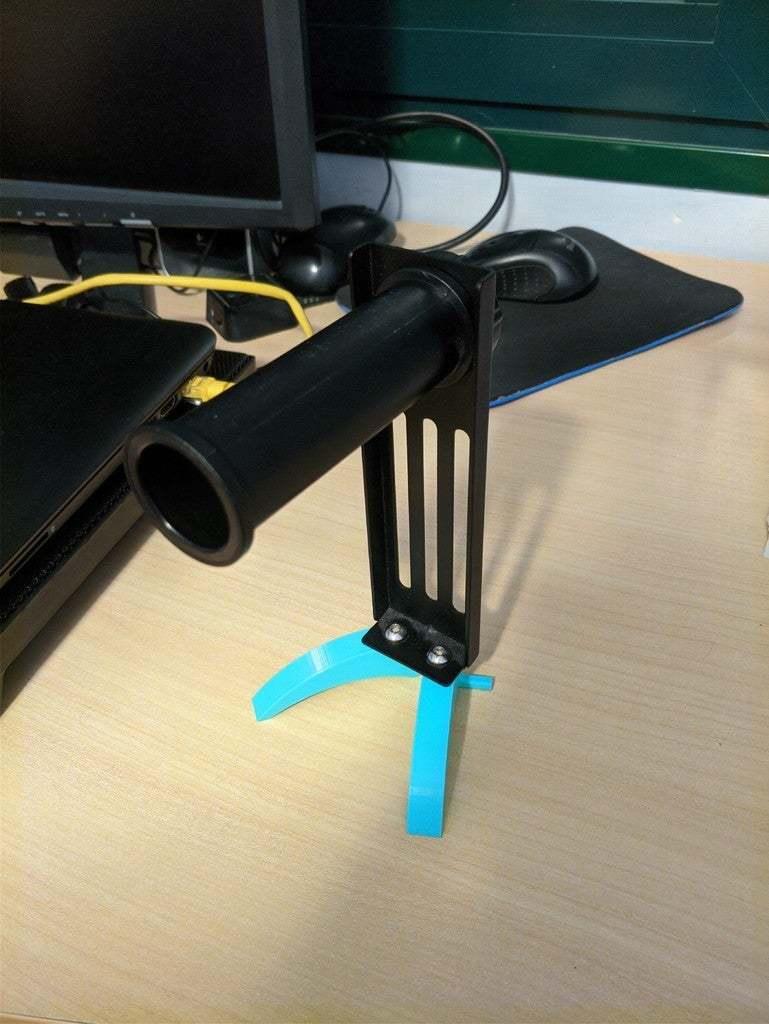 3.jpg Télécharger fichier STL gratuit Support de filament / Support universel de bobine de filament • Modèle pour impression 3D, ymagine
