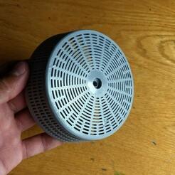 IMG_20200822_092923386.jpg Télécharger fichier STL Filtre à jacuzzi • Plan pour imprimante 3D, GonzoTheGreat