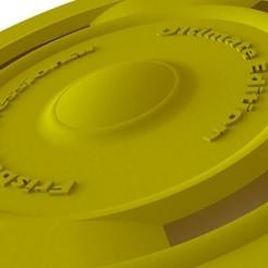 preview 4.JPG Download STL file Frisbee Professional • 3D print design, FELIXMANUELFIGUEROA