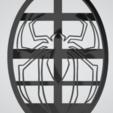 Télécharger STL gratuit Coupe-biscuits Spider-Man Spider, insua_lucas