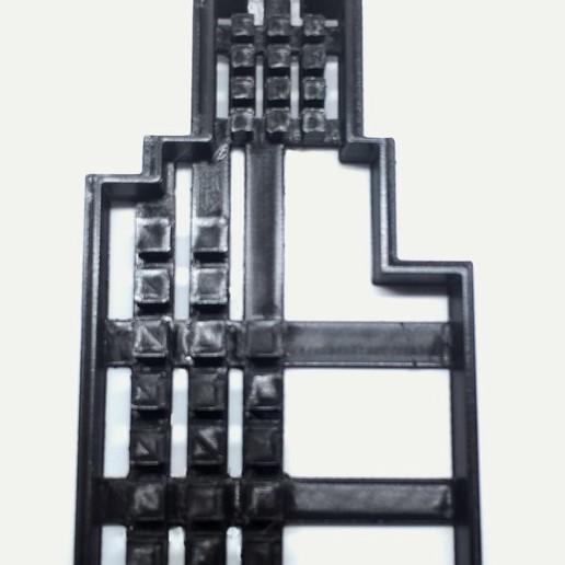 Edificio Batman copy.jpg Télécharger fichier STL gratuit Bâtiment Cookie Batman • Design pour imprimante 3D, insua_lucas