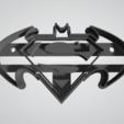Télécharger plan imprimante 3D gatuit Le coupeur de biscuits Batman contre Superman, insua_lucas