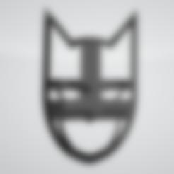 Télécharger fichier 3D gratuit Coupe-biscuits Batman, insua_lucas