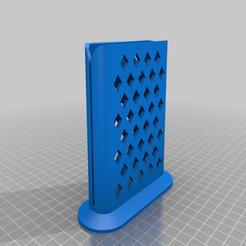 grape_slicer_v2.png Download free STL file Grape or Small Fruit Slicer • 3D print design, mikejeffs