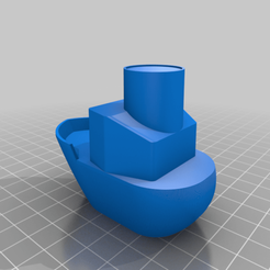 self_righting_toy_boat_v1.png Download free STL file Self Righting Toy Boat • Model to 3D print, mikejeffs