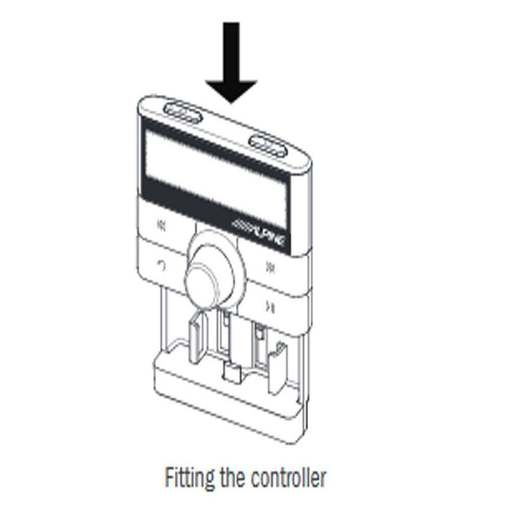 fitting_unit.jpg Download free STL file Replacement Dash Holder for EZI DAB Unit • 3D printing template, mikejeffs