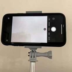 IMG_5706.jpg Download free STL file GoPro Action Cam Mount For Phones (GACM4P) • 3D printable object, megatih