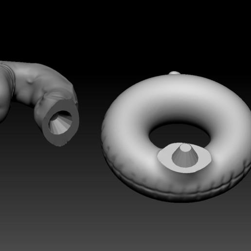 FLAMINGO_PINS.jpg Download STL file Flamingo Dick • Model to 3D print, Anubis1
