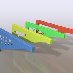 Imprimir en 3D Brackets collection For Shelf, anlosay