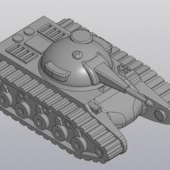 Télécharger objet 3D Tank Marader (WOT), Lucker55