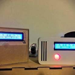 20-11-26_17-53-44_3753.jpg Télécharger fichier STL gratuit Détecteur de CO2 - Arduino/ESP/Affichage et capteur • Plan pour imprimante 3D, willie42