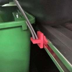 Télécharger fichier STL gratuit Boucle de sangle pour attacher le rail • Plan pour impression 3D, willie42