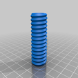Download free STL file More Realistic Fake Screw • 3D printable object, willie42