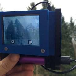 Photo-2016-02-21-16-15-39_2725_ret.jpg Télécharger fichier STL gratuit Caméra IR pour la framboise • Design imprimable en 3D, willie42