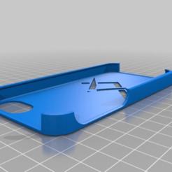 Télécharger objet 3D gratuit Affaire du pochoir maçonnique personnalisé pour l'iPhone 5, willie42