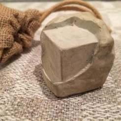 Descargar archivos 3D gratis Piedra rugosa - Sillar rugoso, willie42