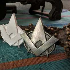 Download free 3D print files Are There Masons Aboard - Badge, willie42
