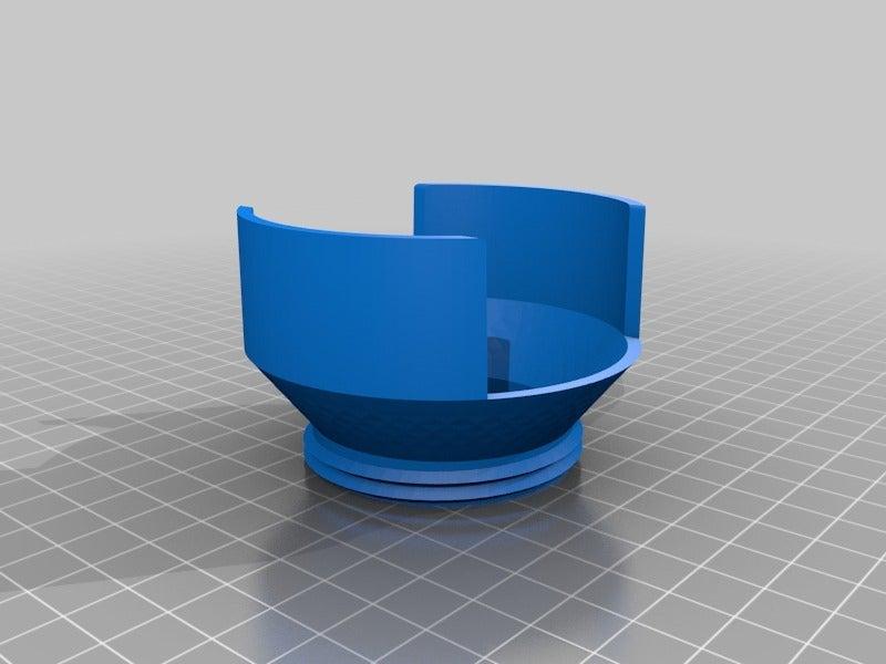 youngnuo-yn560.png Télécharger fichier STL gratuit Adaptateur flash youngnuo pour gBeam • Objet à imprimer en 3D, willie42