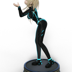 Descargar modelo 3D gratis Kemino beso, diegolopez2662