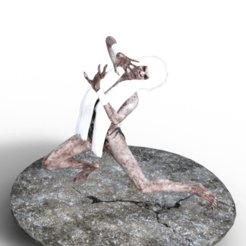 Download free 3D print files zombie vampire, diegolopez2662