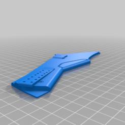 LW-1.png Download free STL file 2021 Batman Symbol Plus Stand • 3D printer object, K3DC