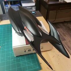 20210107_201838.jpg Télécharger fichier STL Au-delà de la Batmobile (Version K3DC) • Objet pour impression 3D, K3DC