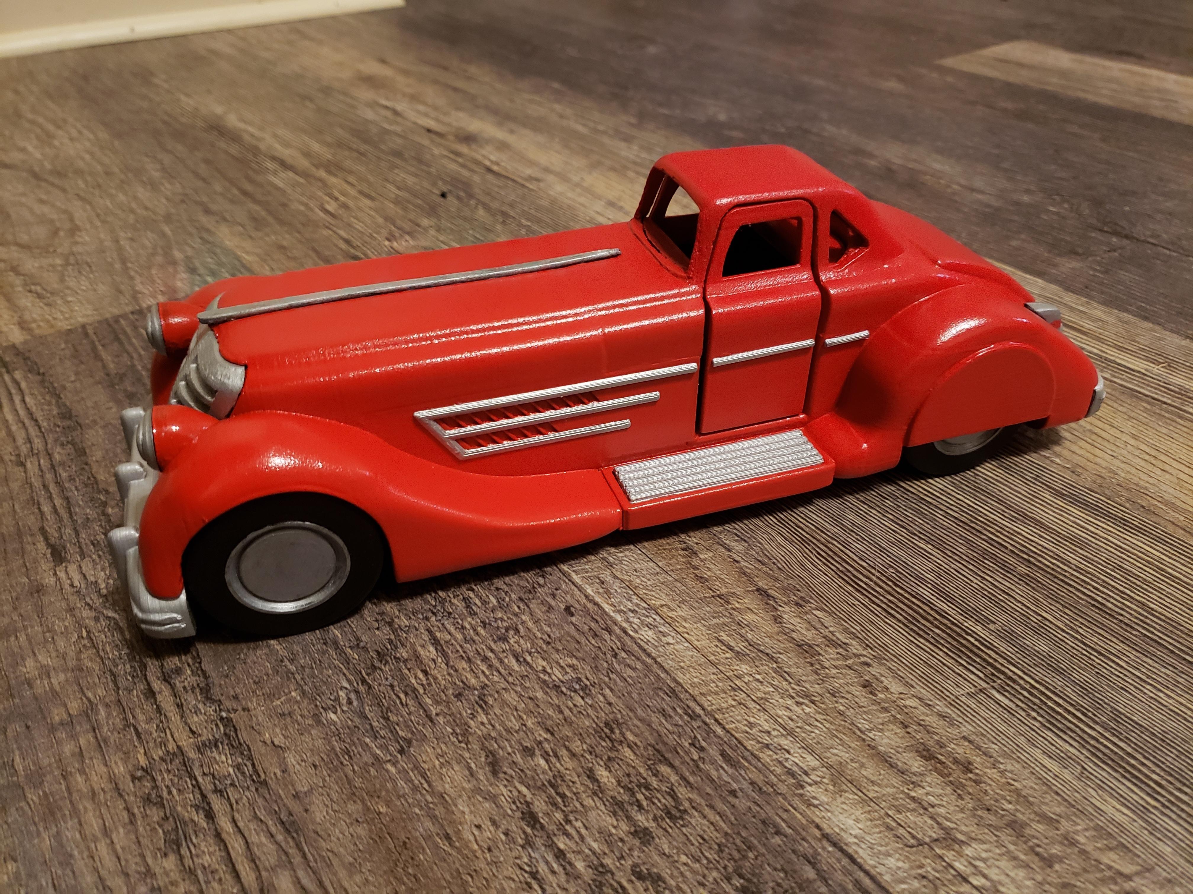20201220_190147.jpg Télécharger fichier STL Bandes dessinées de détectives de voitures de collection Batman • Plan pour imprimante 3D, K3DC