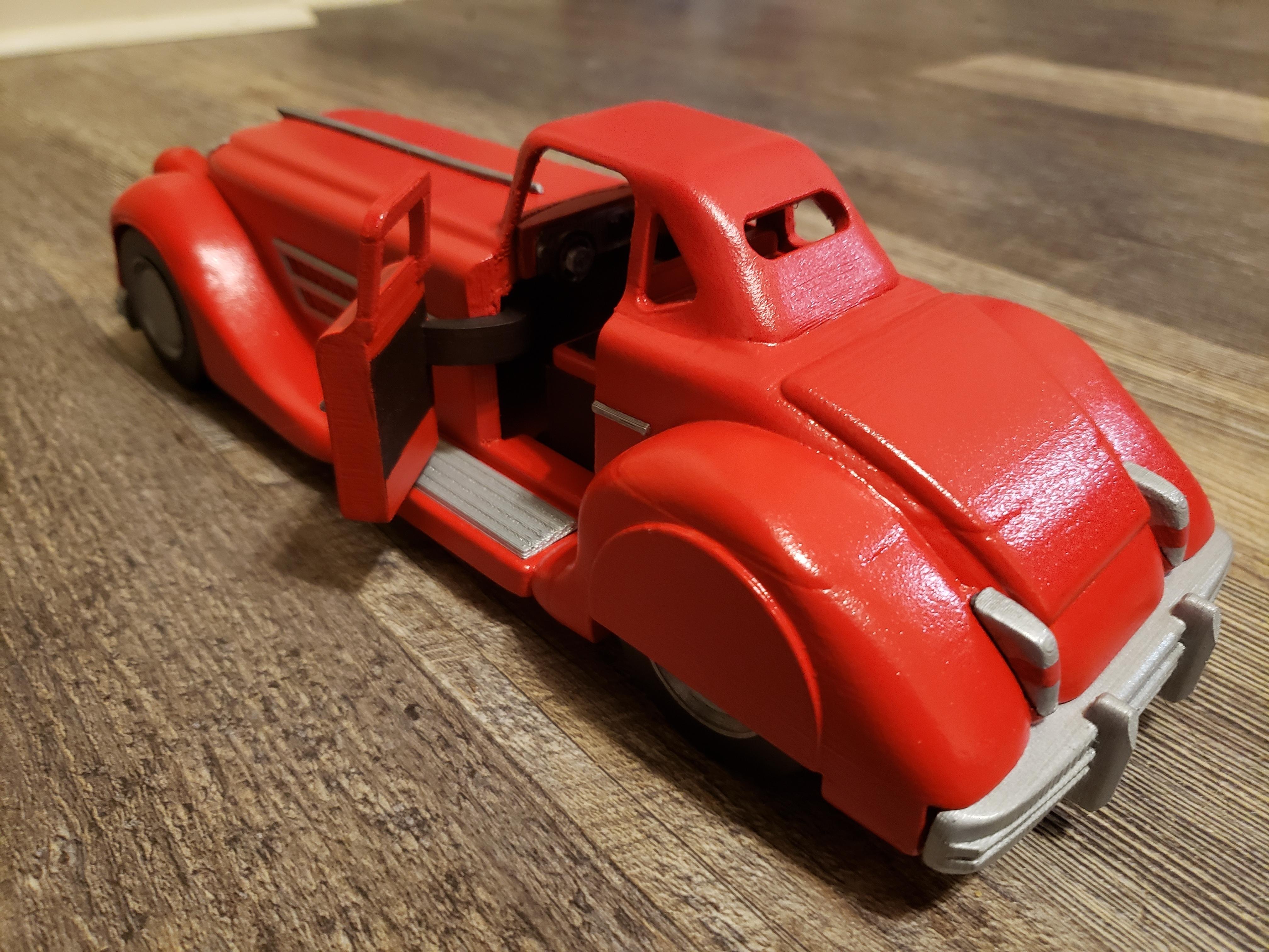 20201220_190204.jpg Télécharger fichier STL Bandes dessinées de détectives de voitures de collection Batman • Plan pour imprimante 3D, K3DC